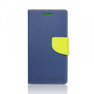 Pouzdro TEL1 Fancy Diary Huawei Honor 4X Modré