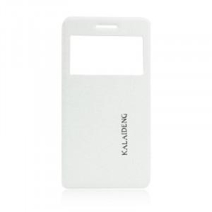 Puzdro ICELAND II Nokia Lumia 630/635 Bílé
