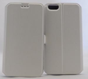 Pouzdro Book Flexi Pocket Huawei Honor 4X Bílé