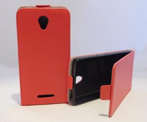 Pouzdro Forcell Slim Flip 2 flexi Lenovo A5000 Červené