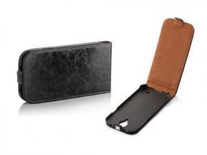 Pouzdro Toscana Elegance pro LG Optimus G2 D802 Black