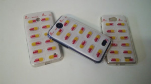 Pouzdro Back Case Art Pils pro Sony Xperia M2 D2303