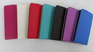 Puzdro Forcell Slim flexi Sony Xperia M4 Aqua E2303 Černé