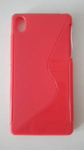 Silikonové pouzdro S-Case pro Samsung I9190 Galaxy S4 mini červené