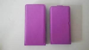Pouzdro ForCell Slim Flip LG G3/D855 Fialové