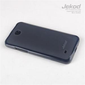 JEKOD TPU Ochranné Pouzdro Black pro HTC Desire 300