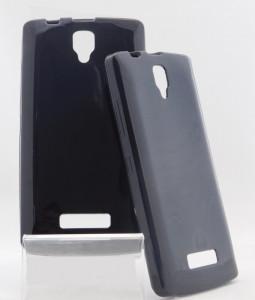 Puzdro Jelly Case pre Lenovo A2010 Černé