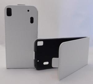 Puzdro Forcell Slim Flip 2 flexi Lenovo A7000 K3 Note Bílé