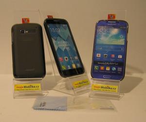 JEKOD TPU Ochranné Pouzdro Black pro Nokia XL