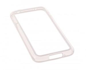 Bumper Silikonový rámeček pro Sony Xperia Z2 D6503 Bílý