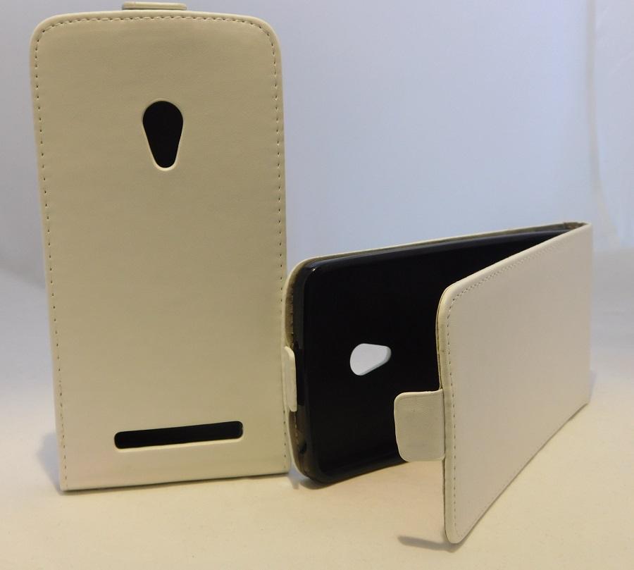 Pouzdro ForCell Slim 2 Flexi Asus ZenFone 5 Bílé