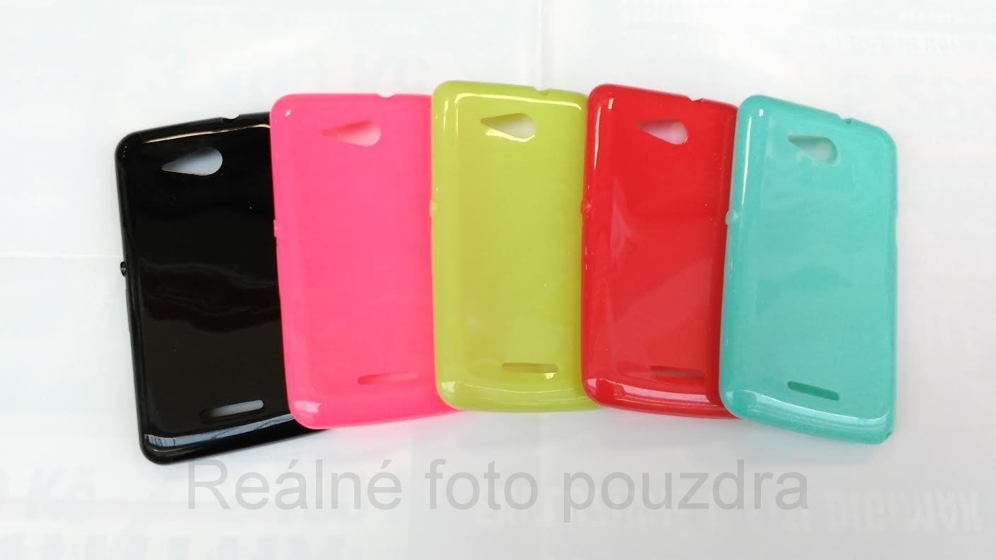 Candy Case Ultra Slim Sony Xperia E4G E2003 Růžové