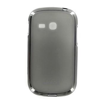 JEKOD TPU Ochranné Puzdro Black pre Samsung S6790 Galxy Fame Lite
