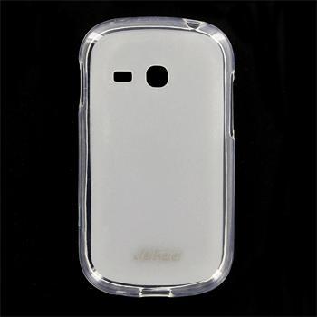 JEKOD TPU Ochranné Pouzdro White pro Samsung S6790 Galxy Fame Lite