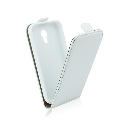 Pouzdro ForCell Slim Flip Flexi Apple Iphone 6 Bílé