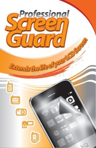 Screen Guard ochranná fólie pro Apple iPhone 4S 2639