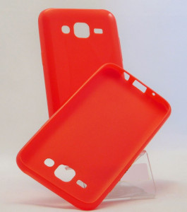 Candy Case Ultra Slim Samsung Galaxy J5 J500 Červené