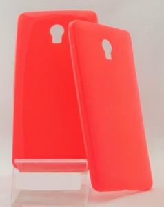 Puzdro Jelly Case pre Lenovo Vibe P1 Růžové