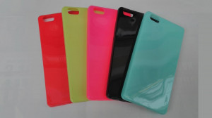 Candy Case Ultra Slim Huawei Ascend P8 Lite Limetka