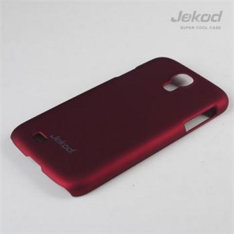 Pouzdro JEKOD Super Cool iPhone 4S červené