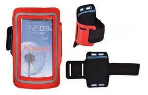 Puzdro  na ruku Samsung Galaxy S3/S4 i9300/i9500 Červené