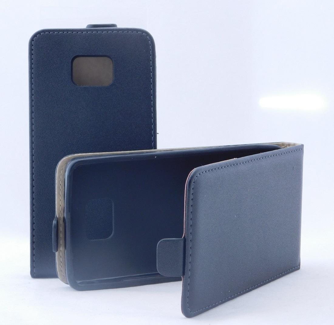 Pouzdro Forcell Slim Flip Flexi Alcatel One touch IDOL 3 6045Y 5.5 černé