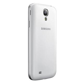 Kryt na mobil Samsung pro Galaxy S4 nabíjecí (EP-CI950IBE) - bílý