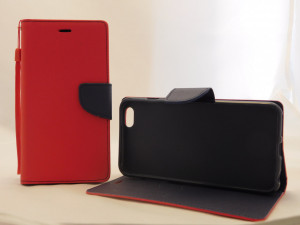 Pouzdro TEL1 Fancy Diary Iphone 6 Plus 5,5´´ Červené