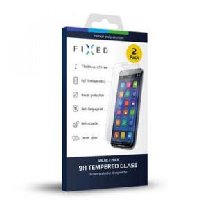 Ochranné tvrdené sklo FIXED pre Lenovo A7000, 0.33 mm, 2 kusy