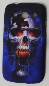 Pouzdro JELLY CASE Nokia Lumia 520 Skull
