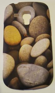 Puzdro JELLY CASE Samsung G900 Galaxy S5 Stones