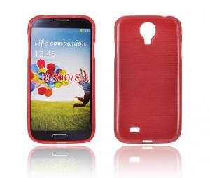Pouzdro JELLY CASE Plum D2303 Sony Xperia M2 Červené
