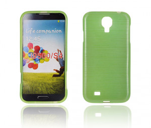 Pouzdro JELLY CASE Plum Samsung i9195/i9190 Galaxy S4 Mini Zelen?