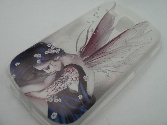 Pouzdro JELLY CASE Design Angel pro HTC Desire 310