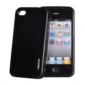 Pouzdro JELLY CASE VENNUS Samsung G800 Galaxy S5 Mini Černé