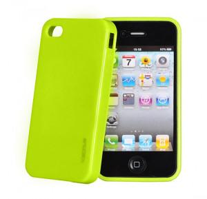 Pouzdro JELLY CASE VENNUS LG G2 Mini D620 Zelené