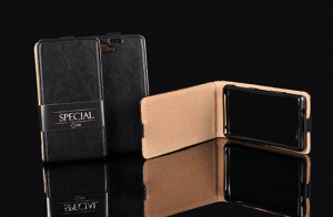 Pouzdro Toscana Flexi pro Samsung G386 Galaxy Core LTE Black