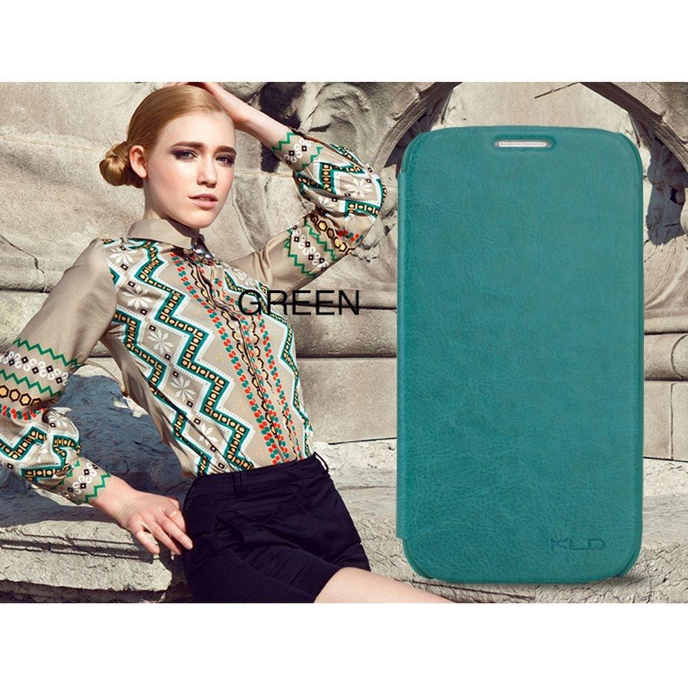 Pouzdro Enland Samsung i9300/i9301 Neo Galaxy S3 Zelené