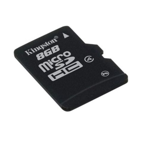 Kingston Micro SDHC 8GB Class 4 SDC4/8GBSP