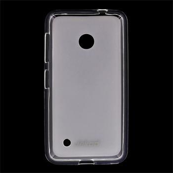Pouzdro Jekod TPU OCHRANNÉ Samsung G130 Galaxy Young bílé