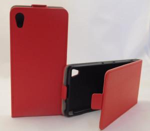 Puzdro Forcell Slim flexi Sony Xperia M4 Aqua E2303 Červené