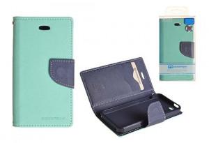 Pouzdro Goospery Mercury Fancy Diary Samsung Galaxy Alpha G850 mátové