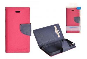 Pouzdro Goospery Mercury Fancy Diary Sony Xperia Z3 D6603 Růžové