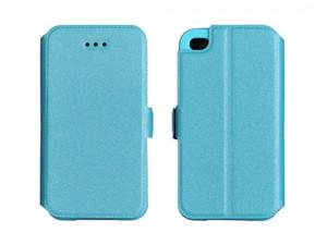 Pouzdro Book Flexi Pocket Samsung Galaxy Trend 2 G313 Galaxy Trend 2 Lite G318 Modré