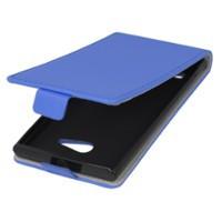Pouzdro Forcell Slim Flip Flexi Microsoft Lumia 535 Tmavě modré