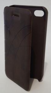 Pouzdro Oscar Book Case Brown Samsung Galaxy I9505 S4