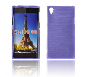 Pouzdro JELLY CASE Plum Samsung i9195/i9190 Galaxy S4 Mini Fialov?