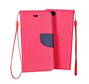 Pouzdro TEL1 Fancy Diary Samsung Galaxy Core Prime G360 VE G361 Růžové