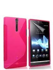 Silikonové pouzdro S-Line Case pro Nokia Lumia 930 Růžové