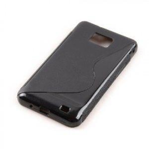 Pouzdro S-Line Case pro Samsung S5830 Galaxy Ace černé silikonové pouzdro